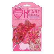 Heart in Bloom Love Token