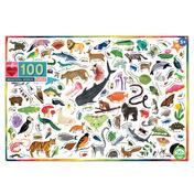 Beautiful World 100 Pc Puzzle