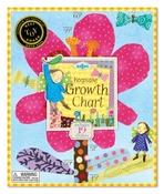 Hot Pink Flower Growth Chart