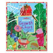 Making the Garden Growth Chart