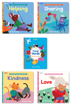 First Words Board Books Library picture