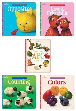 Play With Your Food Board Books Library picture