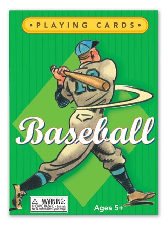 Baseball Playing Cards picture