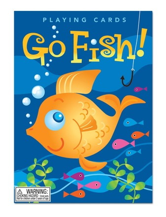 Color Go Fish Playing Cards picture
