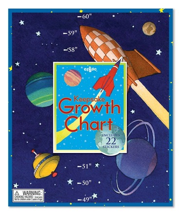Outer Space Growth Chart picture