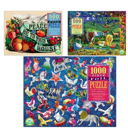 Festive Jigsaw Puzzle Bundle picture