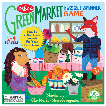 Green Market Spinner Game picture
