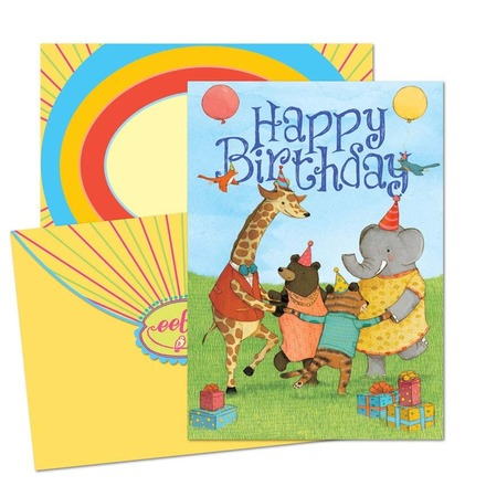 Happy Days Birthday Card picture