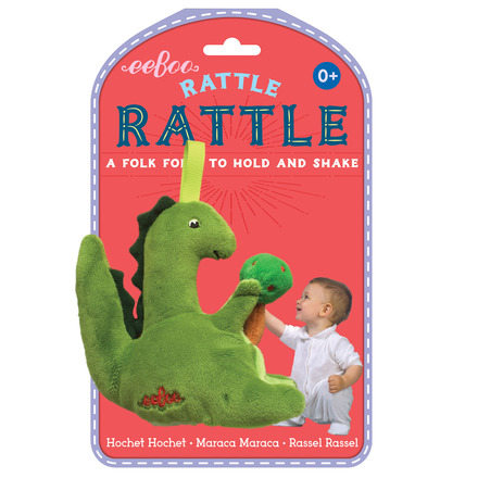 Dinosaur Rattle Rattle picture