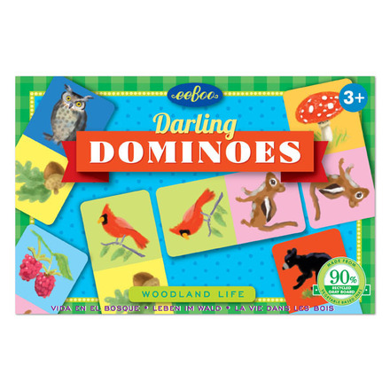 Woodland Life Darling Dominoes picture