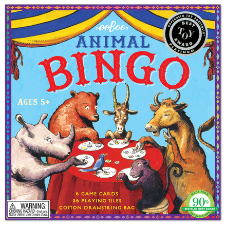 Animal Bingo picture