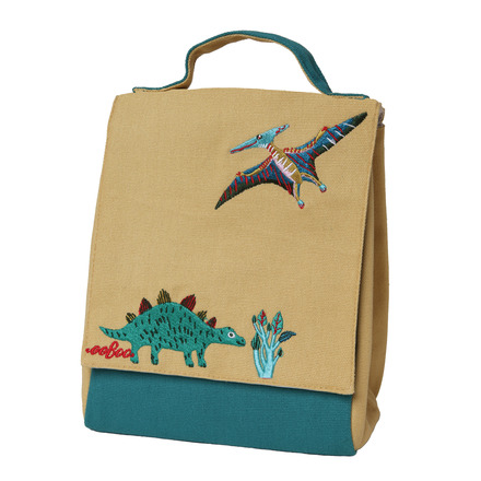 Stegosaurus + Pteranodon Lunch Bag picture