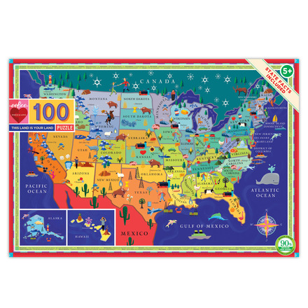 This Land is Your Land_2ED 100 Pc Puzzle picture