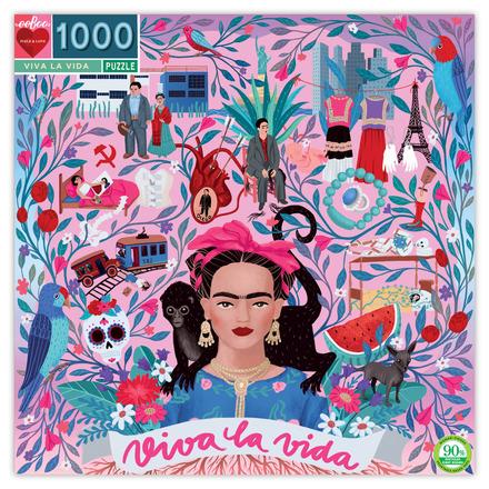 Viva la Vida 1008 Pc Puzzle picture