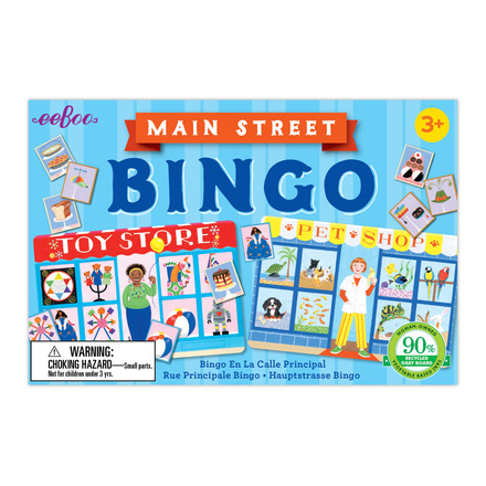 Main Street Bingo Little Game picture