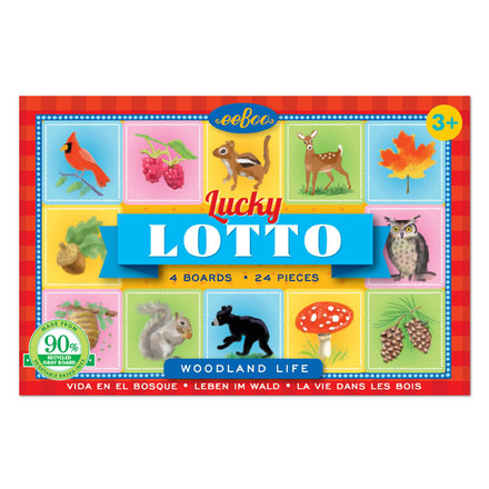 Woodland Life Lucky Lotto picture