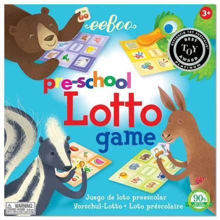 Pre-School Lotto Game picture