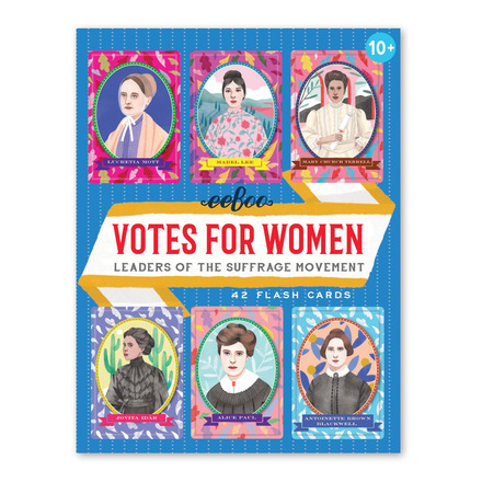 Votes for Women Flashcards picture