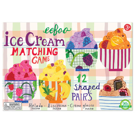 Ice Cream Matching Game picture