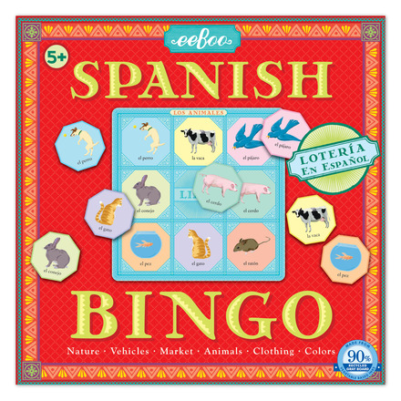 Spanish Bingo picture