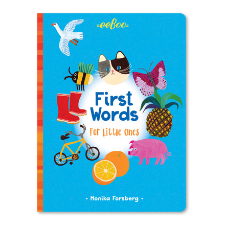 First Words for Little Ones Board Book picture