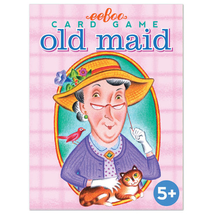 Old Maid Playing Cards picture