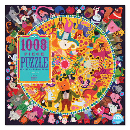 Circus 1000 Piece Puzzle picture