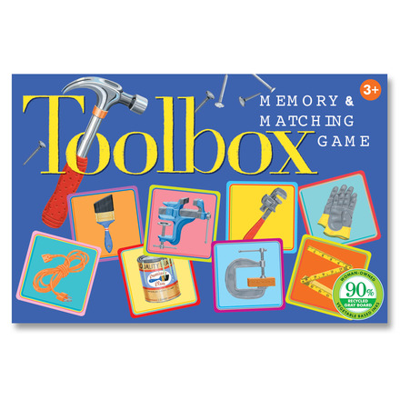 Toolbox Little Matching Game picture