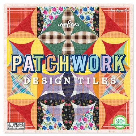 Patchwork Design Tiles picture