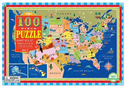 This Land Is Your Land 100 Piece picture