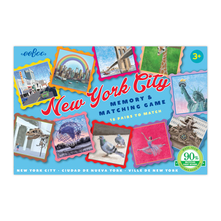 New York City Little Matching Game picture