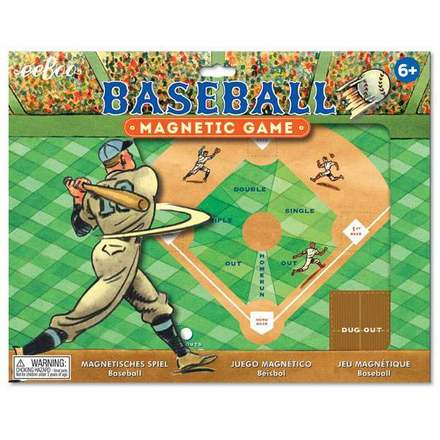 Baseball Magnetic Game picture