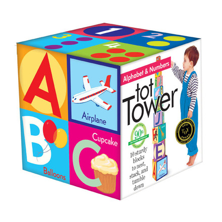 Alphabet Tot Towers picture