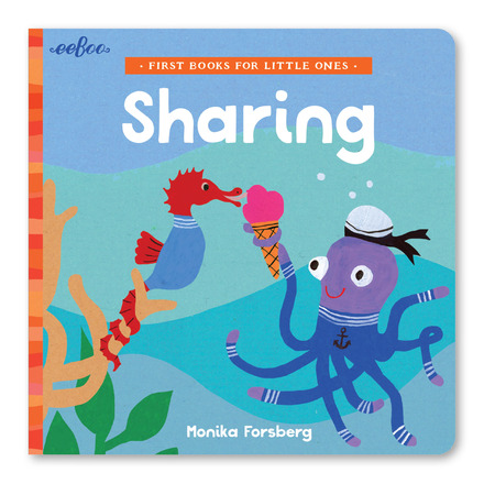 Sharing Board Book picture