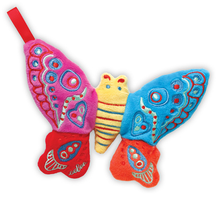 Butterfly Rattle Rattle picture