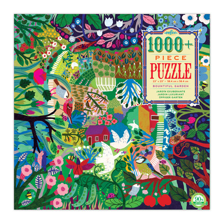 Bountiful Garden 1000 Piece Puzzle picture