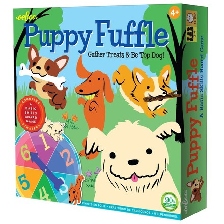 Puppy Fuffle Board Game picture