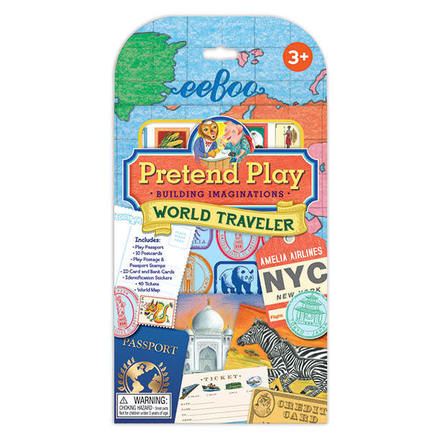 World Traveler Pretend Play picture