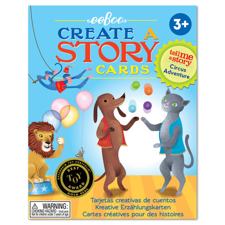 Circus Animal Adventure Create a Story (Tell Me A Story) picture