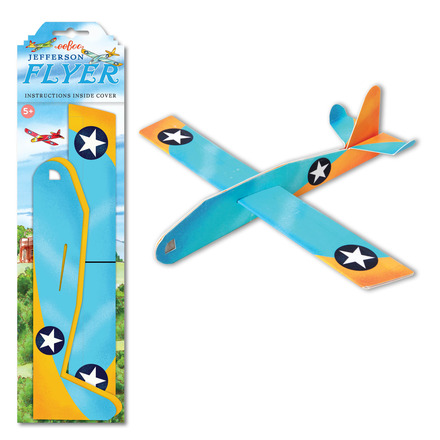Jefferson Flyer Blue