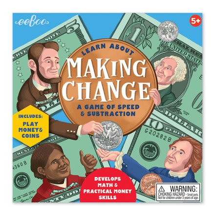 Making Change Game picture