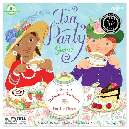 Tea Party Spinner Game picture