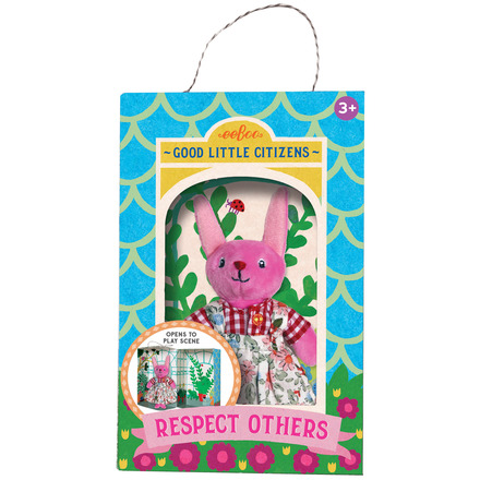 Good Little Citizen- Respect Others- Bunny picture