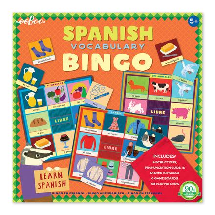 Spanish Bingo picture