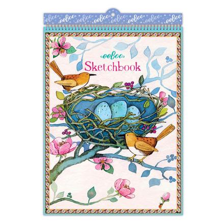Bird's Nest Sketchbook picture