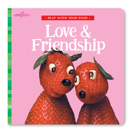 Love & Friendship Board Book picture