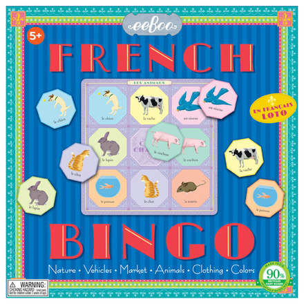French Bingo picture