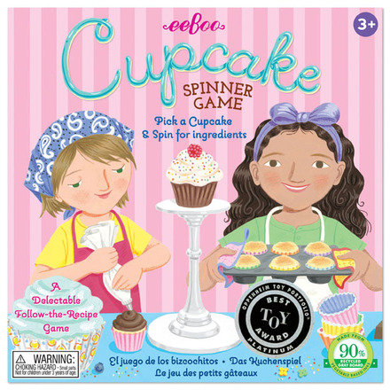 Cupcake Spinner Game picture