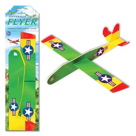 Jefferson Flyer Green picture