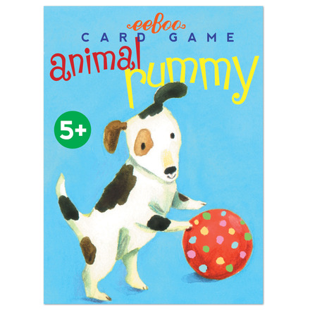 Animal Rummy Playing Cards picture